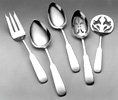Handwrought Flatware © Peter Erickson See Pricing (made-to-order)
